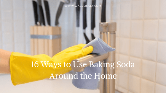 16 Ways to Use Baking Soda Around the Home