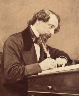 NPG P301(19),Charles Dickens,by (George) Herbert Watkins