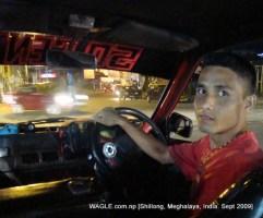 taxi driver of shillong
