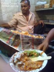 chandni chowk delhi dahi bhalla