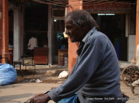 chawri bazaar, old delhi, india