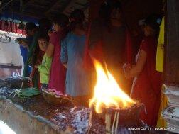 baglung kalika temple dashain festival (3)