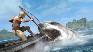 AC4 Shark Fight Image