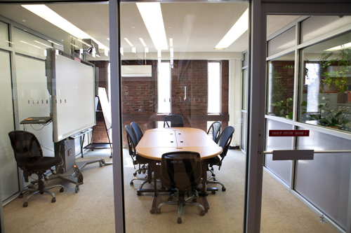 Group Study Rooms - Horrmann Library