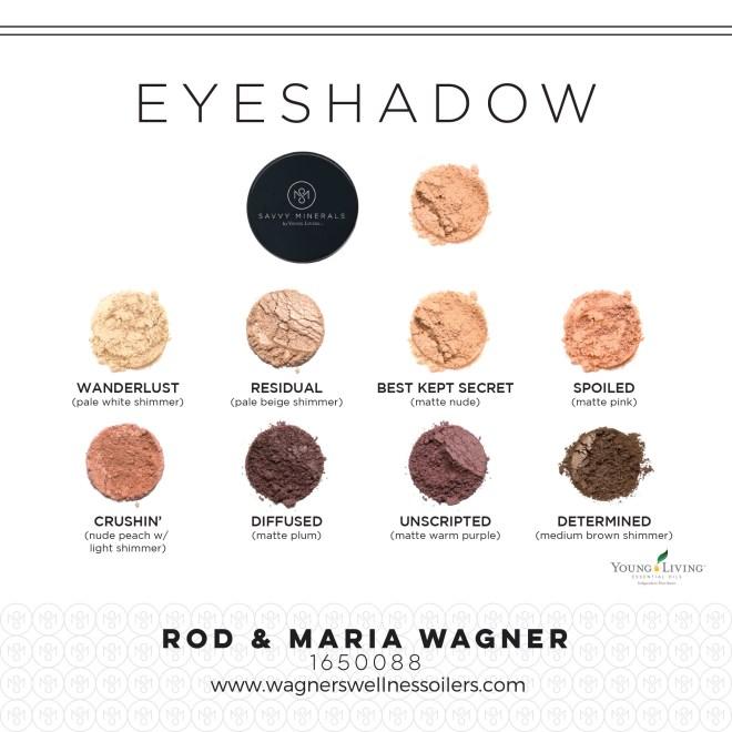 savvy eyeshadow