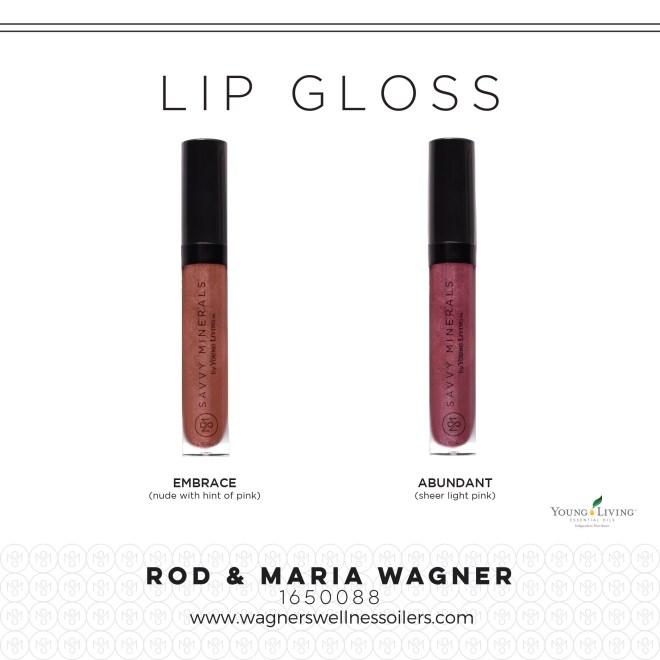 savvy lip gloss