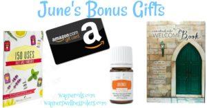 June bonus gifts