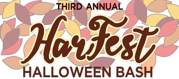 3rd Annual Harfest Halloween Bash 2018