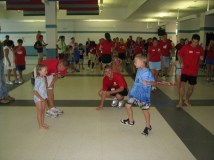 Boogie Down at family night