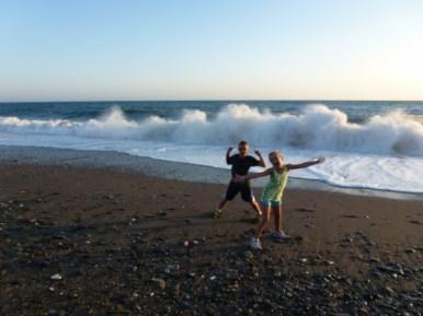 Crazy Sea