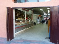 Almunecar municipal market, open Monday - Saturday until 2.