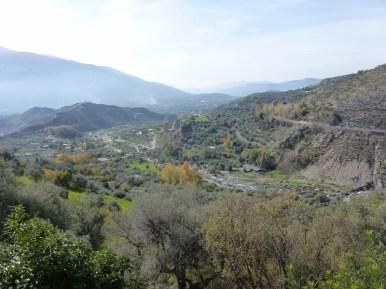 A wonderful view A day trip from Almunecar to Las Alpujarras Granada Spain