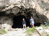 Cave Above the Village of Orgiva