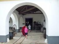 José Maria da Fonseca Moscatel Cellar