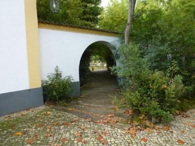 José Maria da Fonseca Courtyard and Garden