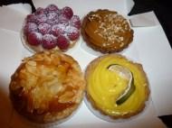 French tarts