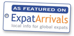 featured on expat arrivals