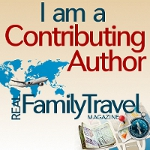 Real Family Travel Author, Contributor and Featured