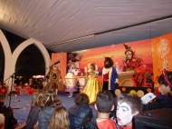 Carnaval La Herradura - Beauty and the Beast