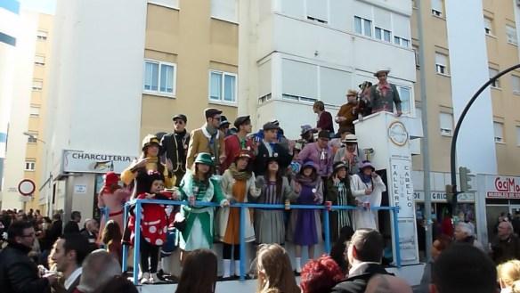 Carnaval Cádiz - Chirigotas