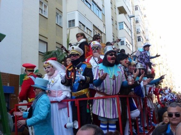 Carnaval in Cádiz