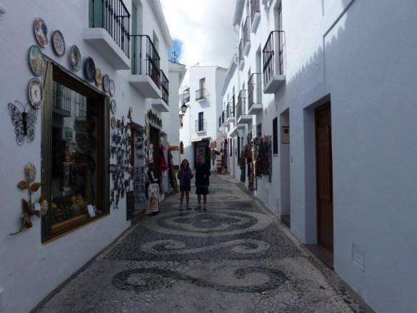 Frigiliana Main Street