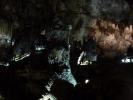 Cuevas de Nerja - looking across the main portion of the cave
