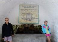Water Fountain in The Village of Pampaneira. Los Alpujarras Spain