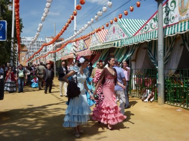 Feria de Seville with tradition, charm and an experience to remember. Feria de abril
