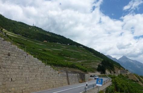French - Swiss Alps  European road trip