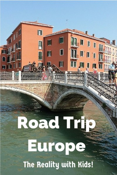 Road Trip Europe - The Reality With Kids. Read more on WagonersAbroad.com