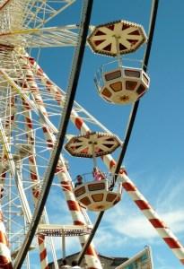 Toulouse France Ferris Wheel