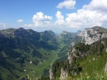 Summit View from Niederhorn