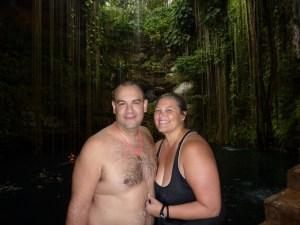 Cenote Ikil Mexico