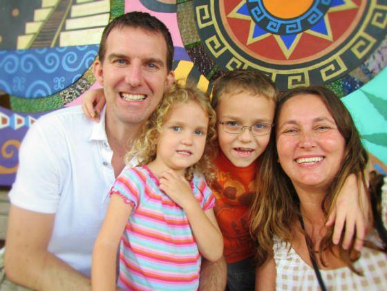 Family Pic Paseo de Montejo 800