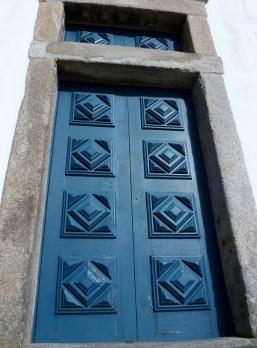 Porto, Portugal Blue Door