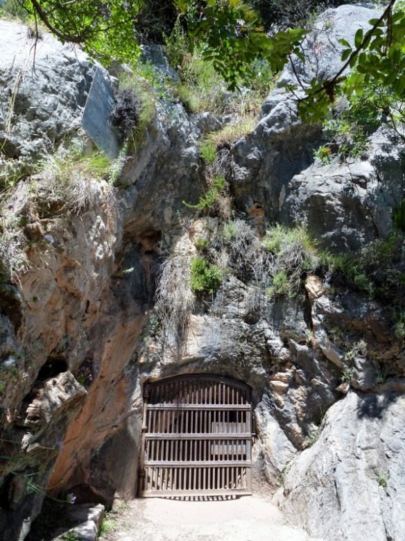 Ronda, Spain - Cueva Pileta