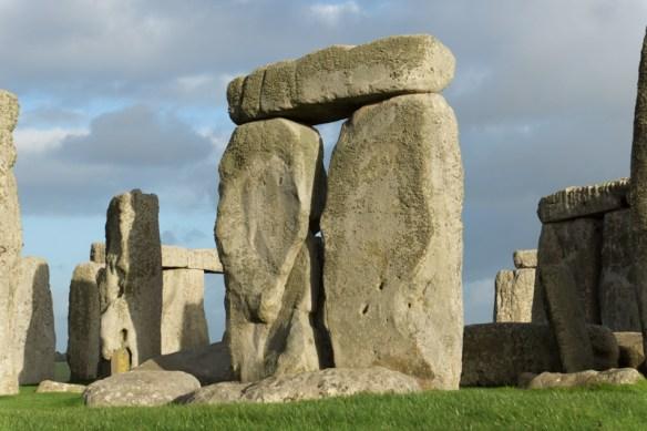 Stonehenge pillars