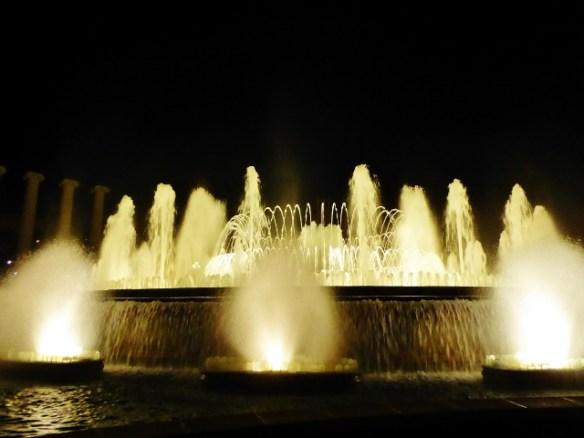 Barcelona Montjuïc Fountain