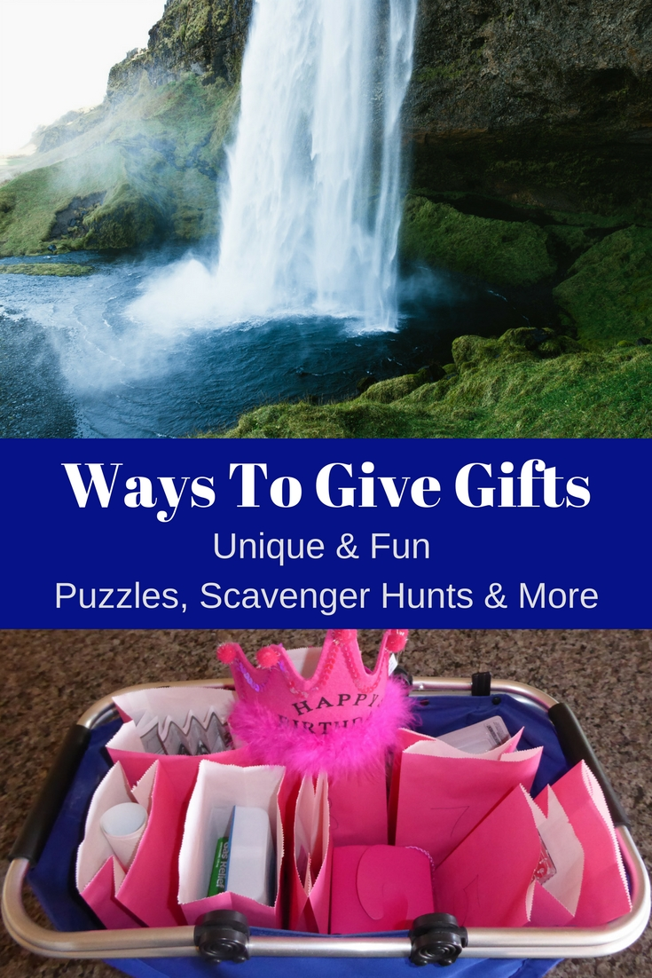 8 Creative Ways To Give A Gift (Give Money, Trips or Anything)