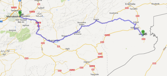 Morocco Plans