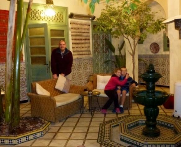 Riad Dar Limoun Amara Marrakech Morocco