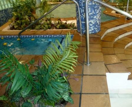 Citrus Pool - Playa Senator AquaPlaya Spa in Almuñécar Spain