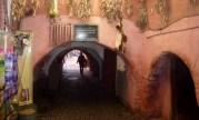 A passage in the Marrakech Medina