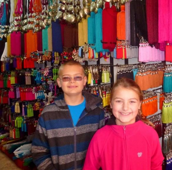 Marrakech Tassels Everywhere