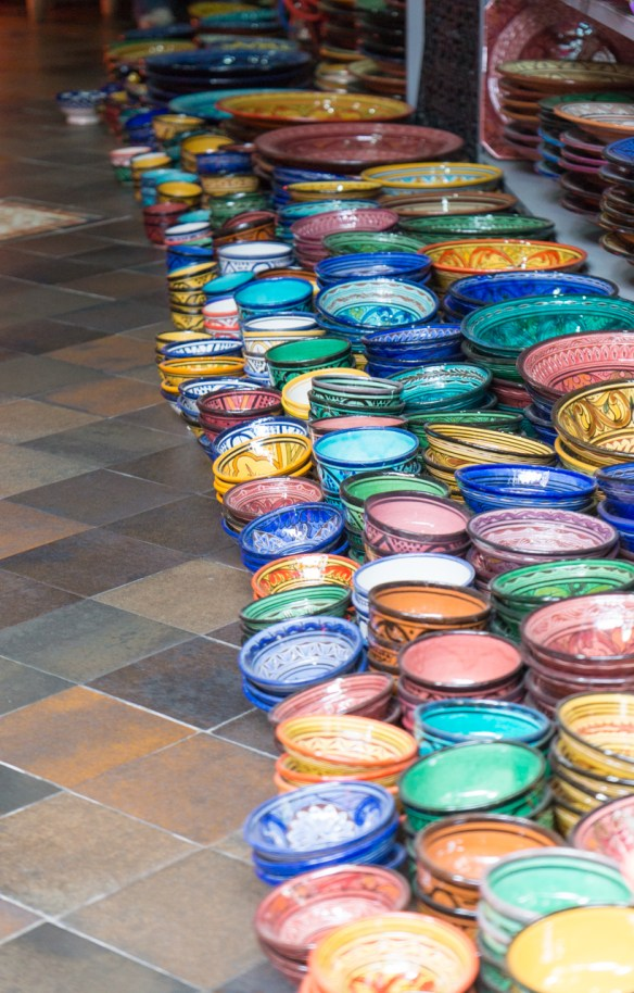 Moroccan Pottery