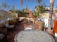 Riad Dar Limoun Amara Marrakech Roof