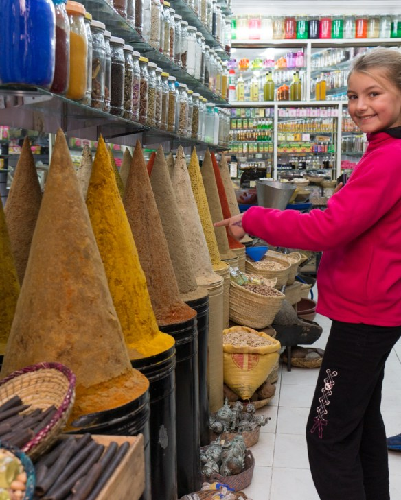 Spices of Morocco at the Berber Pharmacy