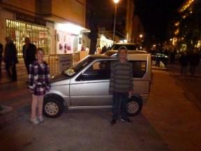 Almuñécar - Little Car