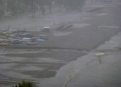 Almuñécar Spain Rain Storm 9 -2012 (1a)